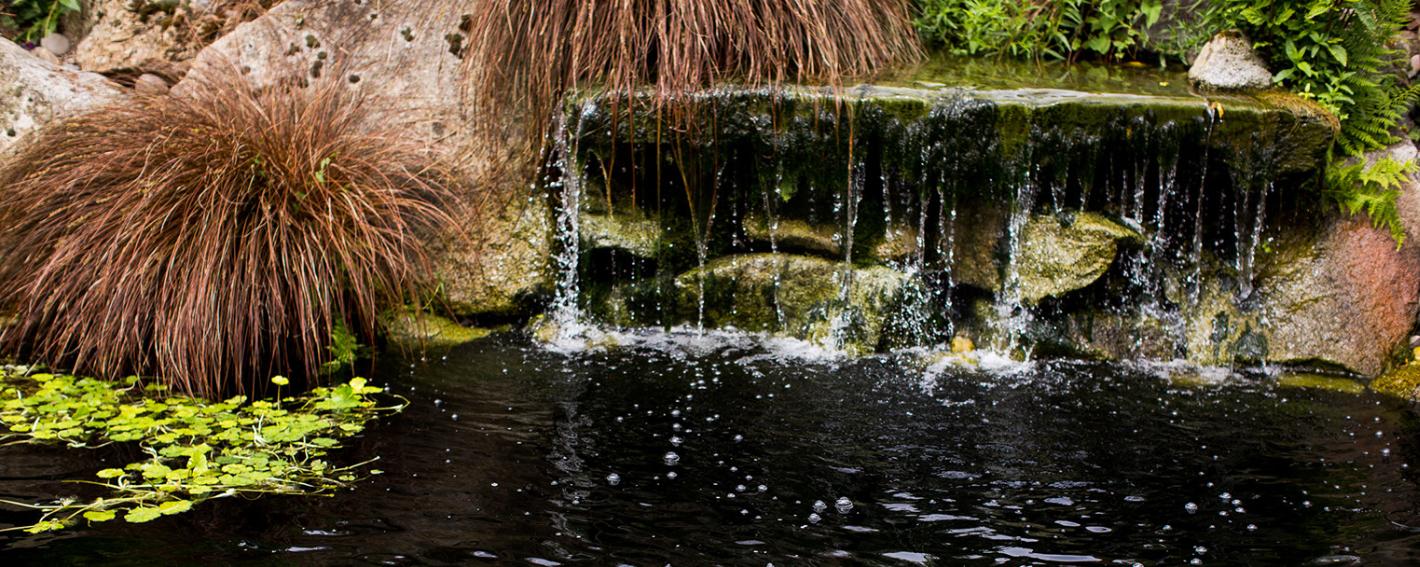 Waterfall by Falling Water Designs